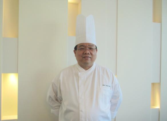 Concorde Hotel Singapore Chef Sunny