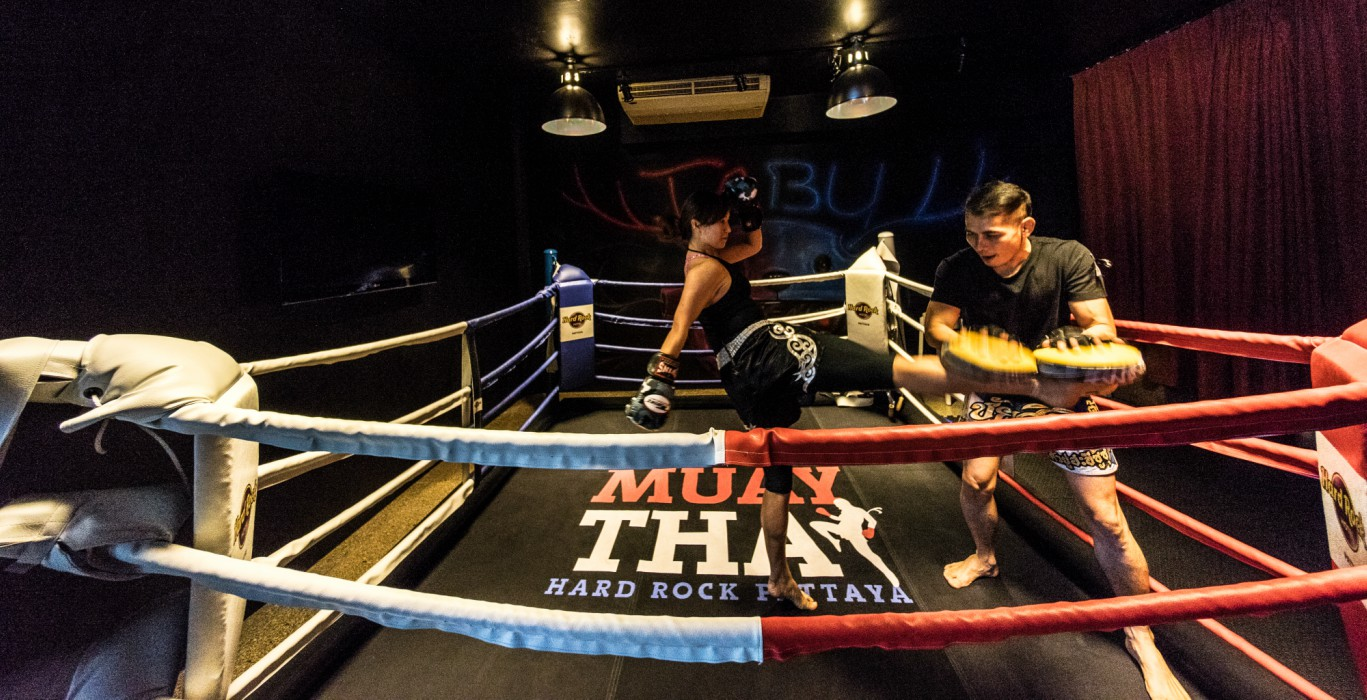 Muay Thai-The Sport of Kings