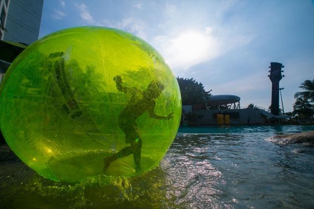 Pattaya: Things to do – Team Spirit