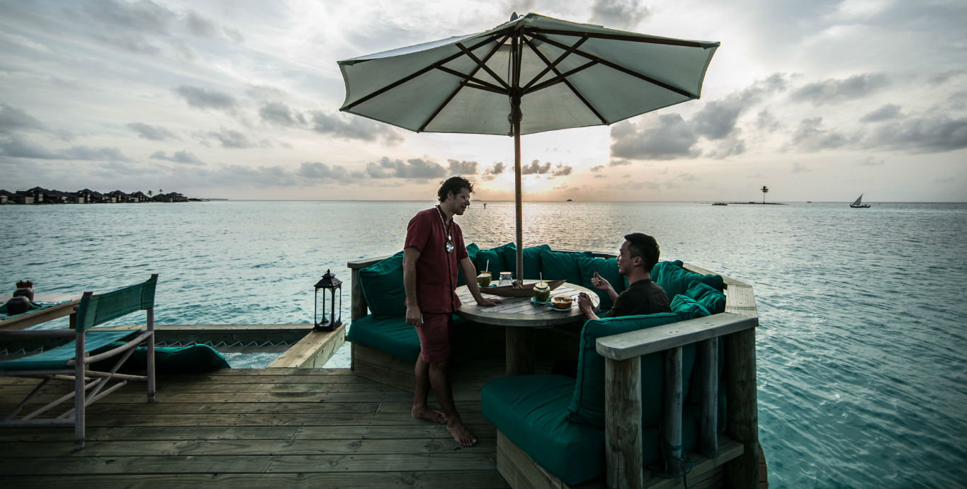 A Culinary Welcome in the Maldives