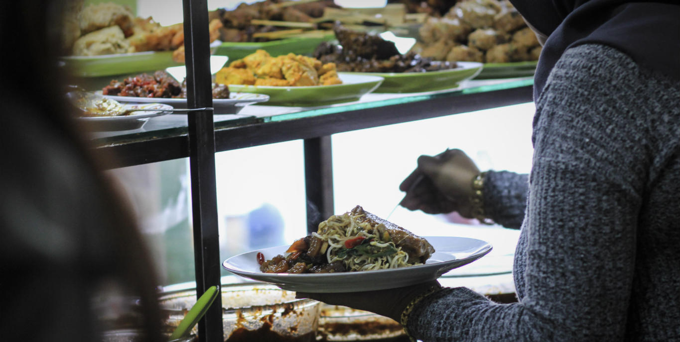 Eat Like a Local in Bali