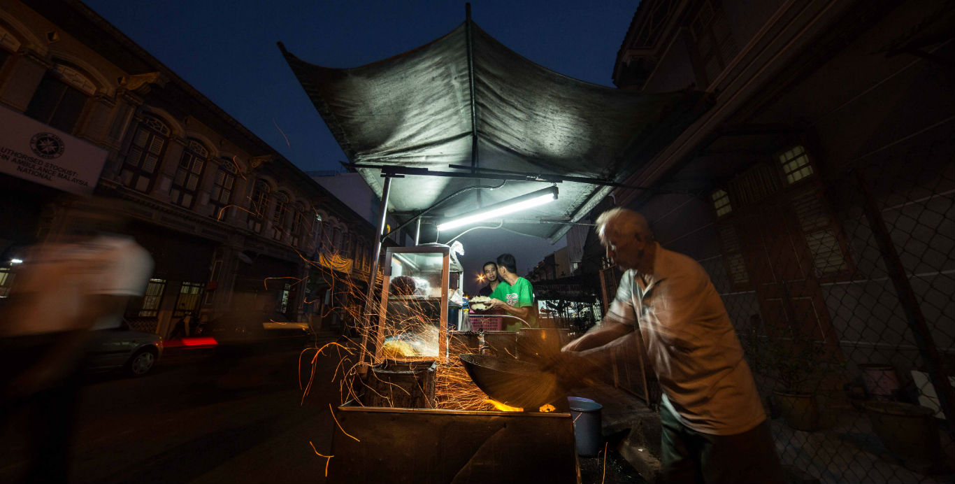 The Penang Hawker