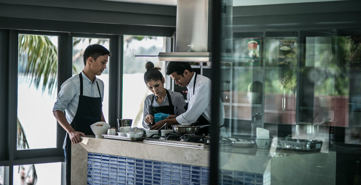Phuket: The Heart and Soul of Thai Cooking