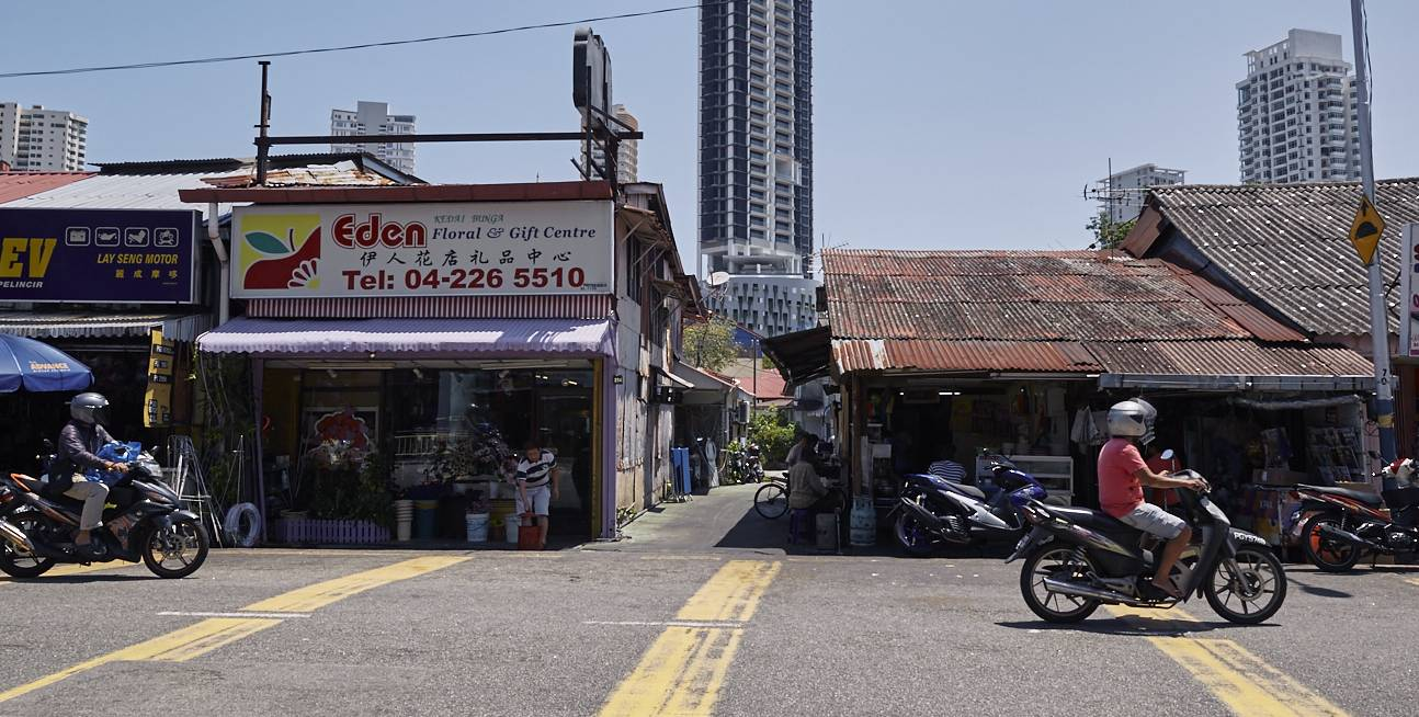 Pulau Tikus: Where Time Stands Still in Penang