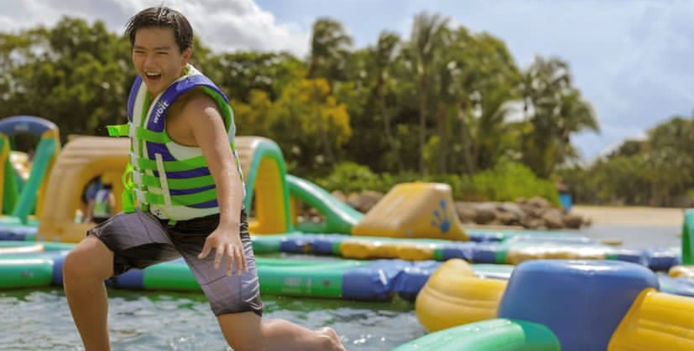 Outdoor Activities in Singapore for Sun Lovers